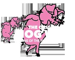 The Original Hog Wild, Home of the Famous Pork Chop